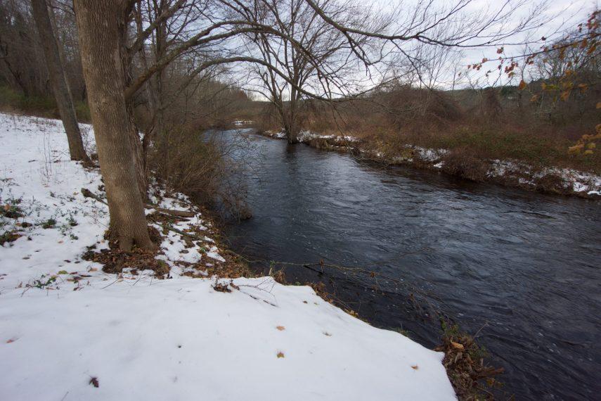 Nye Holman Willimantic River