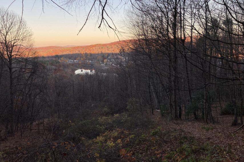 Sweetheart Mountain Overlook
