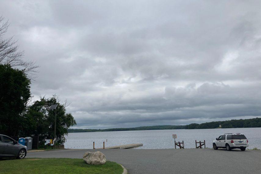 Gardner Lake State Park Boat Launch