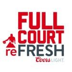 Coors Light Full Court reFRESH