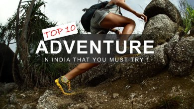 Photo of Top 10 Adventure Sports in India