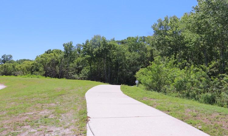 Summerfield Park Hiking Trail