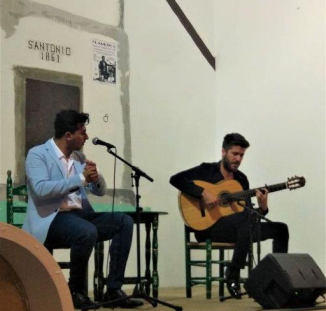 Concurso flamenco en Vejer de la Frontera Cadiz, Origen flamenco