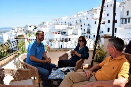 Tour Sherry & Tapas tour Vejer de la Frontera Explore la Tierra Cadiz