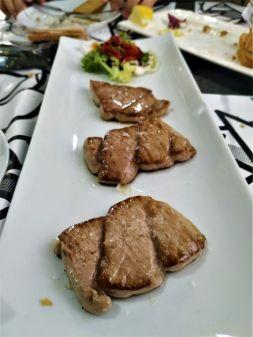 Ventresca belly bluefin tuna Almadraba Barbate Cadiz