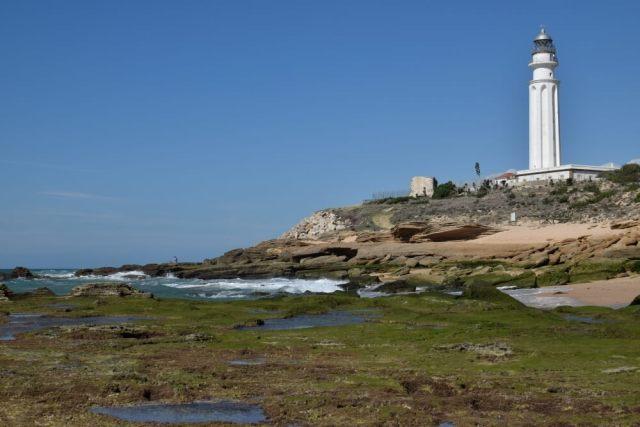 Trafalgar Lighthouse Beach Cádiz