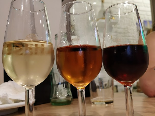 Types of sherry depending on oxidation Explore la Tierra Vejer de la Frontera, Cadiz, Spain