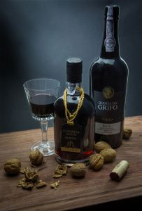 Single Vintage port wine Explore la Tierra