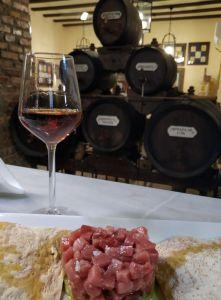 Bluefin tuna tabanco tapas tour in Cadiz