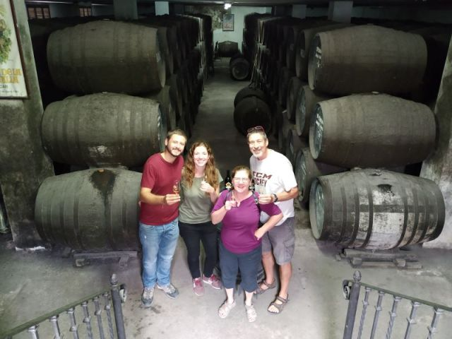 Best Sherry tour cadiz
