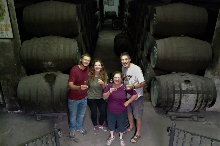 Sherry bodega private tour Cadiz feature