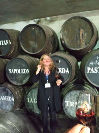 Sherry venencia tour cadiz