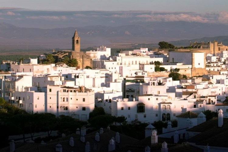 Vejer de la Frontera Views Sherry, Bluefin tuna tours and walking tour Cadiz Explore la Tierra