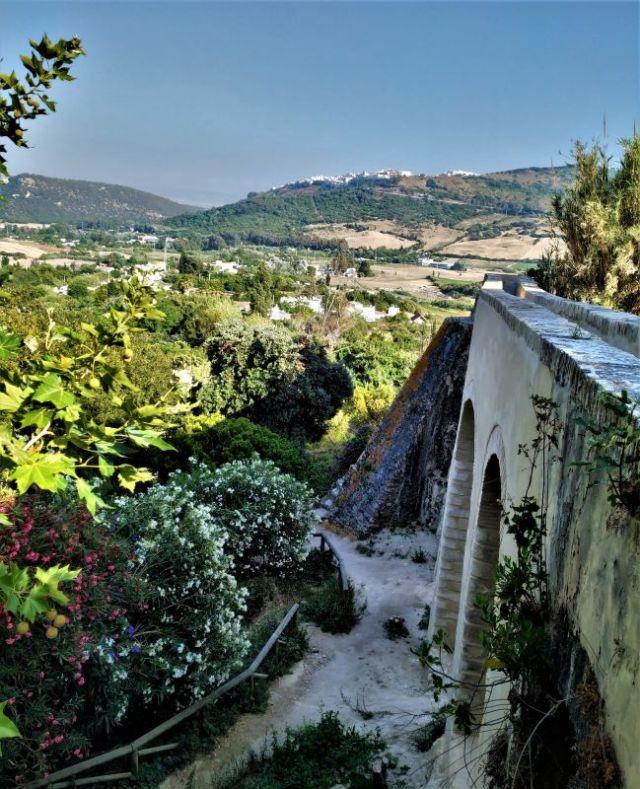 Watermills Santa Lucia hike from Vejer de la Frontera
