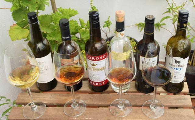 Feature image ccata virtual vino de jerez Cata vino de Jerez online Cadiz provincia