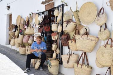 Traditional Artisans in Vejer de la Frontera Cadiz