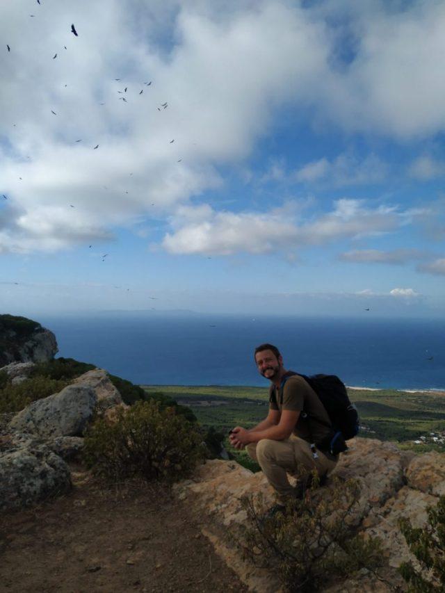 Founder and main hiking guide in Cadiz of Explore la Tierra rutas en Cadiz senderismo