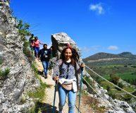 Hiking tour in Granada Spain