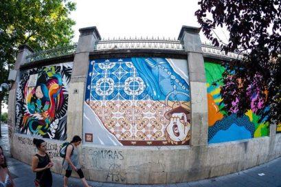 Ruta Lavapies por cool tour Spain Tour operadores España
