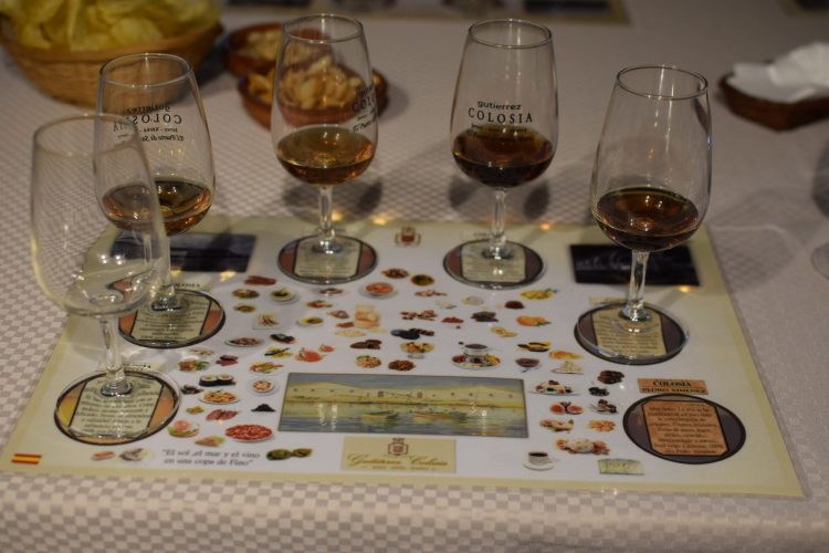 what is sherry wine and how many types of sherry wine are from dry fino to sweet PX