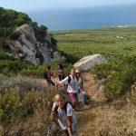 Rutas de senderismo fotográfico en Cadiz Parque Natural El Estrecho