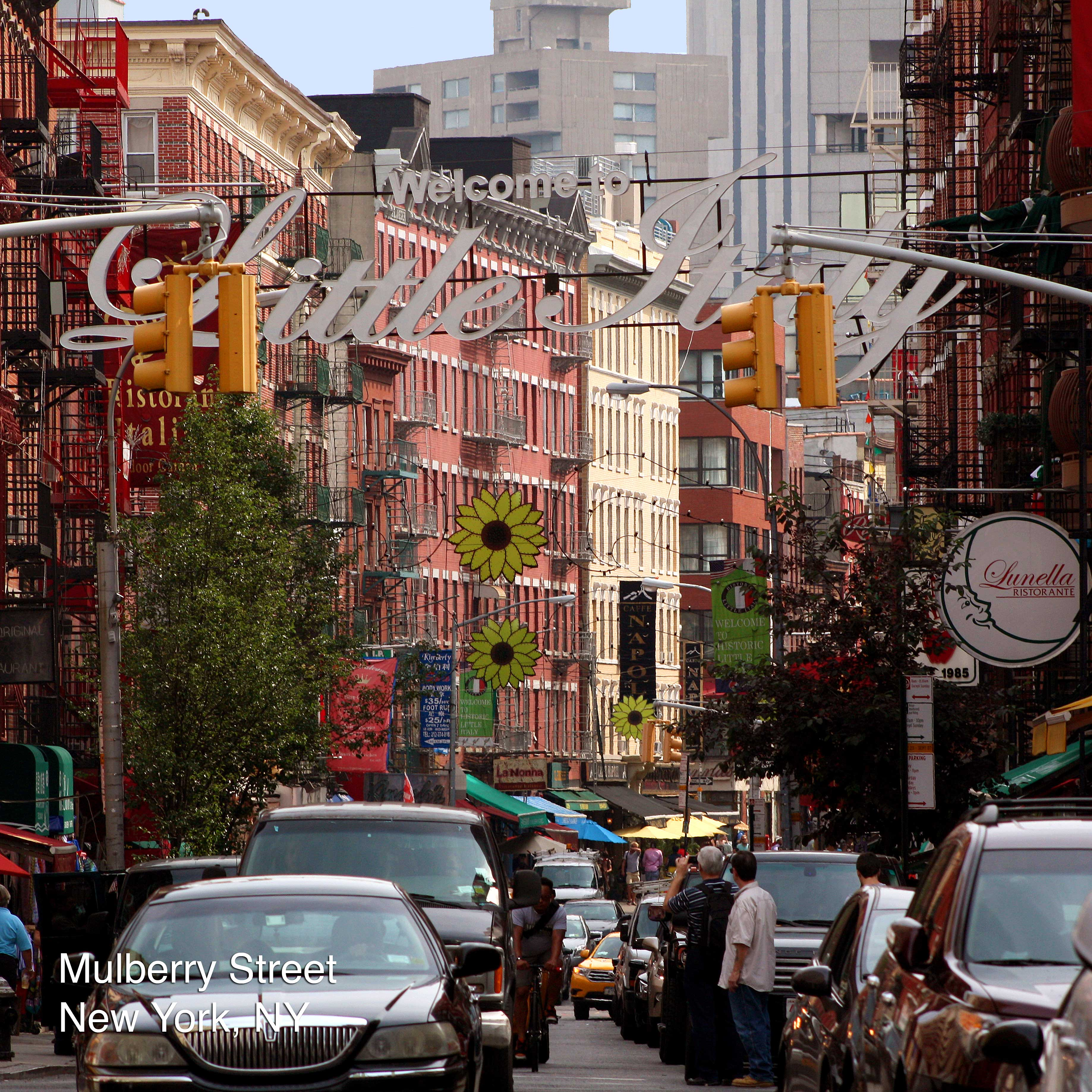 New York Ny Explore Little Italy Promoting Tourism Preservation Culture In America S Little Italy S