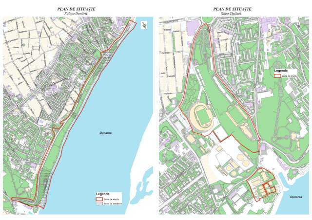 Primăria Galați organizează două concursuri de idei/soluții urbanistice