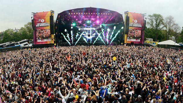 V FESTIVAL | Photo Source: BBC.CO.UK