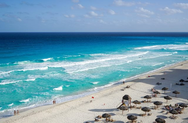 Return Flights to Cancun and Mexico City