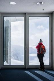 Erste Impressionen vom Jungfraujoch