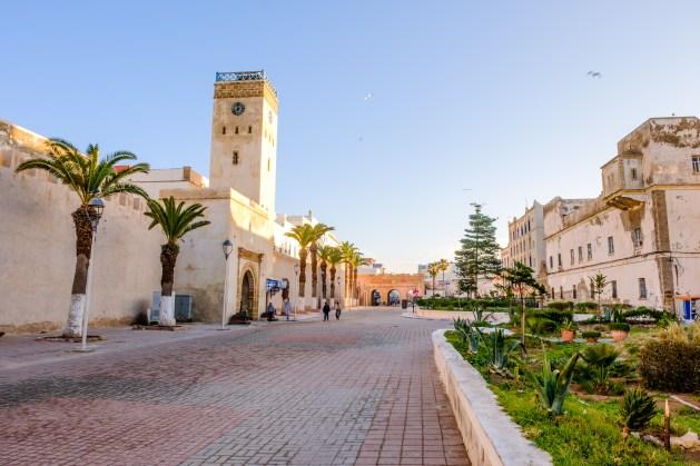 Essaouira präsentiert sich von seiner schönsten Seite
