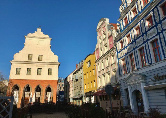 Szczecin (new) Old Town
