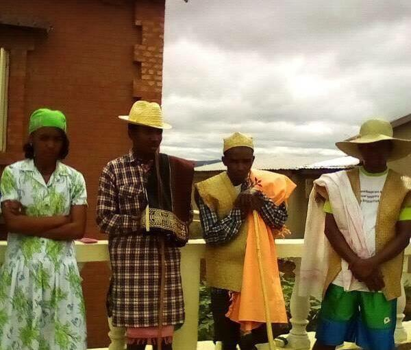 The Madagascar Fashion Style