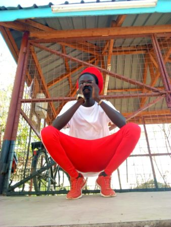 #CreatePreneurAfrica South Sudan's , COOLKID GEORGINHO – THE SUPER SWAGGER!