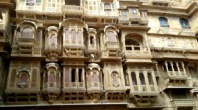 famous Haveli of Jaisalmer