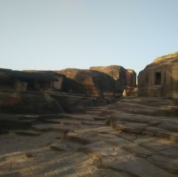 How to reach Udayagiri caves