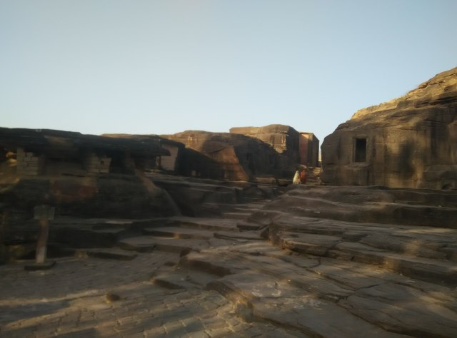 Important caves of Udaygiri in MP