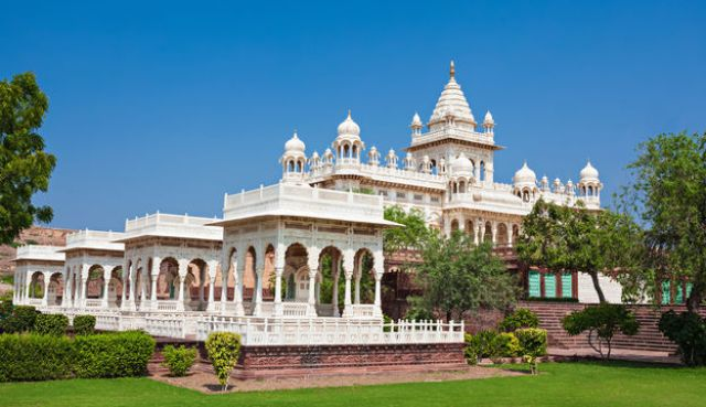 jaswant thada is famous for