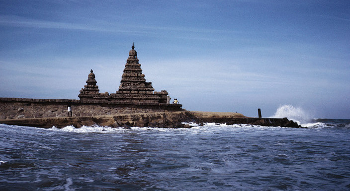 Top tourists attraction of Mahabalipuram