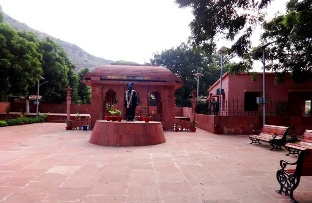 Dashrath majhi memorial