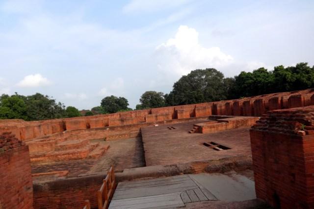 Monastery at Nalanda Ruin