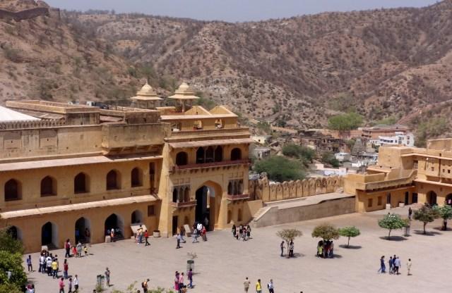 amer fort a must visit jaipur