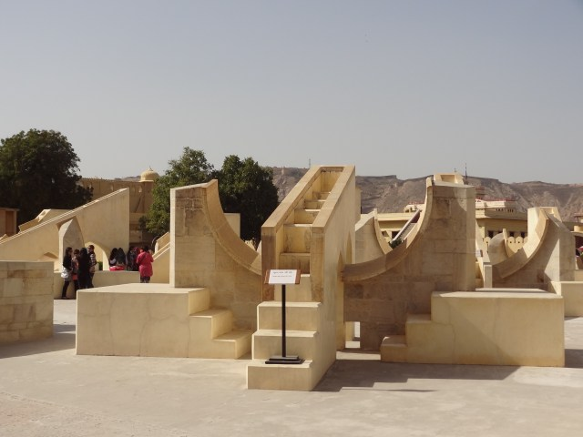 Jantar Mantar, world heritage site in Jaipur