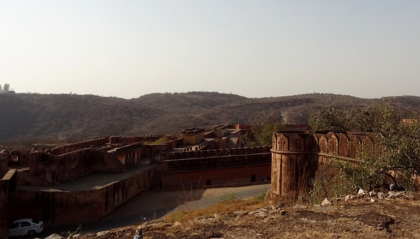 facts about Jaigarh Fort