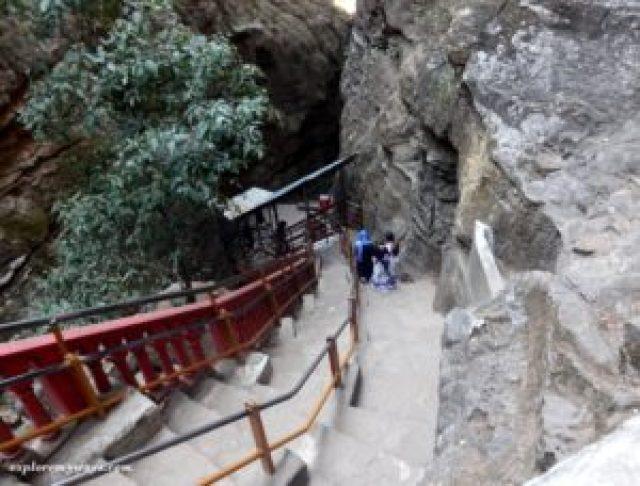 pilgrim visit to Jatashankar Mahadev
