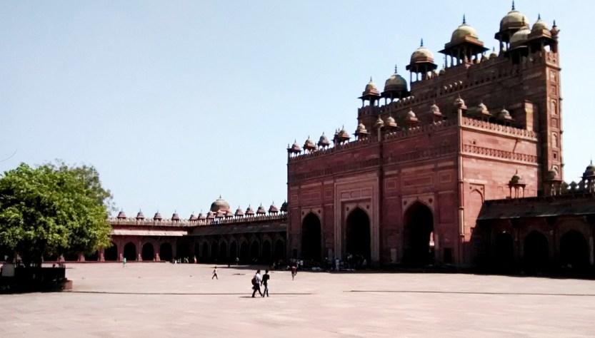 historical monuments Fatehpur Sikri