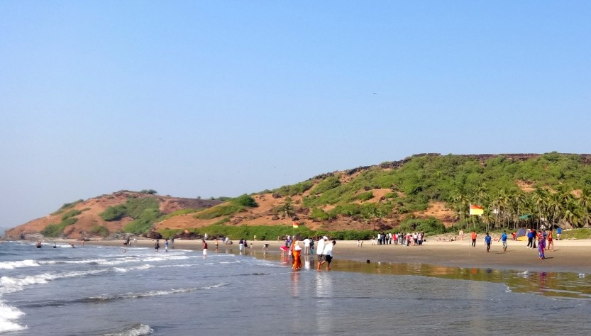 Top most beaches of India