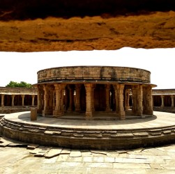 yogini temple near Gwalior