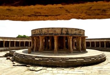 yogini temple near Gwalior