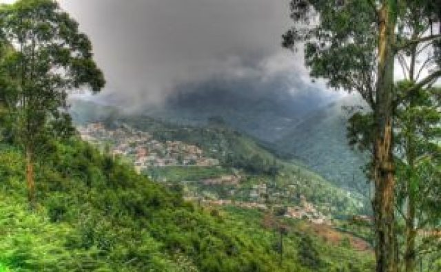 hill station of tamil nadu